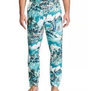 Polo Ralph Lauren Tropical Print Pajamas Pants Men